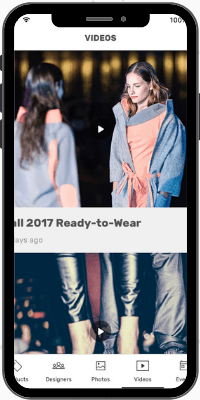 Products App